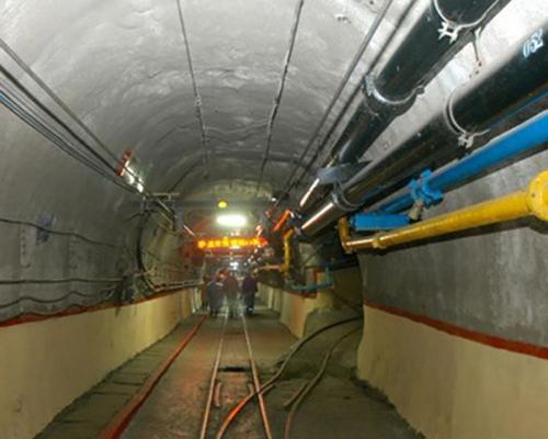 煤矿风筒案例